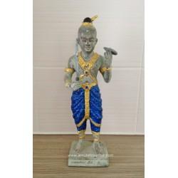Kumarn Maha Prab Riek Sap Ong Kru (Blue) Roon Wai Kru BE 2555