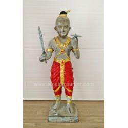 Kumarn Maha Prab Riek Sap Ong Kru (Red) Roon Wai Kru BE 2555