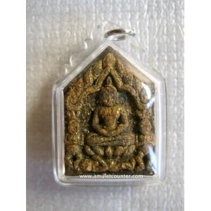 Khun Paen Prai Kumarn 5 Keiji (5 Luang Phor) First Batch Roon Phiset BE 2554