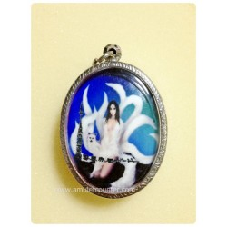 Locket 9 Tails fox Roon 2 Special