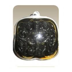 Khunpaen Nang Kieng in Artharn Oil BE 2548 Black