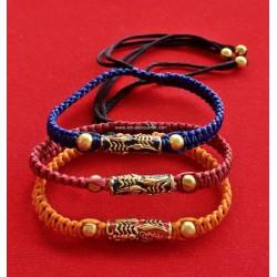 Palakit Mang Pong Riek Sap Bracelet Phim Lek (Gold)