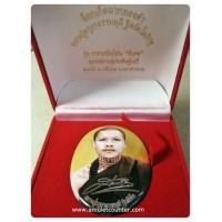Locket Kruba Dharmamuni Gold (Jumbo)