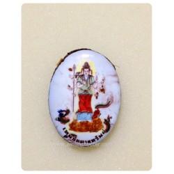 Locket Thep Bandarn Sap (Goddess of Mercy)
