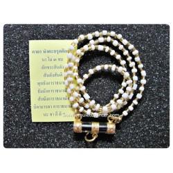 Takrut Kasaton & Beaded Necklace Set