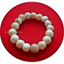 Bracelet Mai Sala Klai Phen Hin (Petrified Wood) BE 2557 (Big)