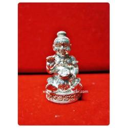 Kumarn Heng Thep Ban Darn Sap Nua Ngern (Silver)
