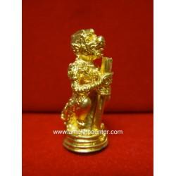 Hanuman Benjarit Takrut Koo Cheevit BE 2555