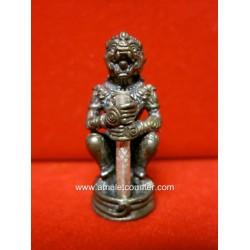 Hanuman Jab Lak Takrut Koo Cheevit Wai Kru 53 Nua Nava Loha BE 2553