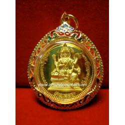 Rien Phra Phrom Tada Gold BE 2552
