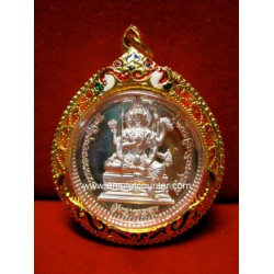 Rien Phra Phrom Tada Silver BE 2552