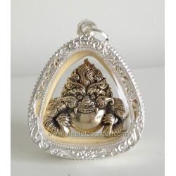 Phra Rahu Songrit Nua Alpaca Silver