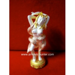 Nang Phaya Jingjok Kao Hang (Nine Tail Fox Gold Takrut) Numlerk BE 2556