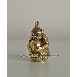 Phra Rahu Roon Udom Sap Nua Thong Thip (Karmakarn)