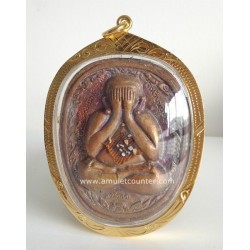 Phra Pidta Pokkasap Phim Talapat Jumbo Nua Satta Loha 108 Takrut BE 2556