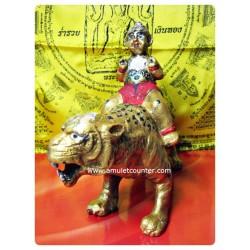 Kumarn Thong on Tiger