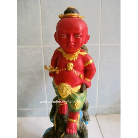 Kumarnthong Kii Jorakae Roon Baramee Luang Pu Thep Lok Udorn BE 2554